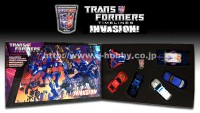 Transformers News: First e-Hobby / TFCC Partnership Product Revealed: BotCon 2012 Invasion Set
