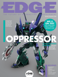Transformers News: Transformers Universe MMO Featured on the Cover of EDGE Magazine