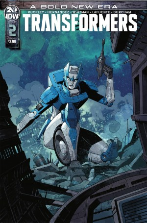 Transformers News: IDW Transformers #2 Review