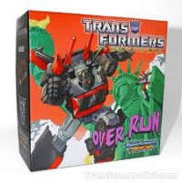 Transformers News: TFCC Exclusive OverRun and SG Drift Shipping now?