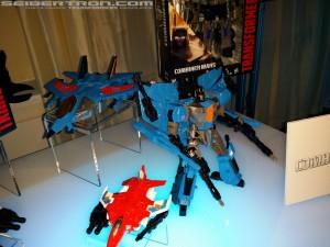 NYCC 2014 Coverage - Hasbro Press Party: Combiner Wars, Leader Thundercracker