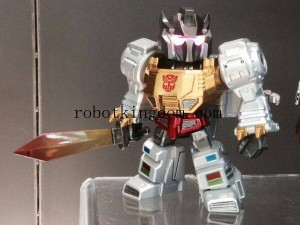 Transformers News: New Images of Kids Logic Transformers Kids Nation Series TF-01 Five Pack
