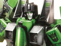 Transformers News: Official product images of Masterpiece Acid Storm