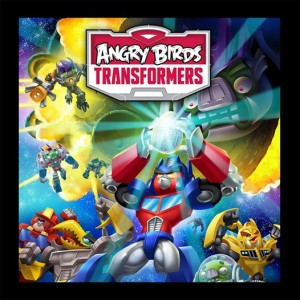 Transformers News: Angry Birds Transformers Vince DiCola Soundtrack on Spotify