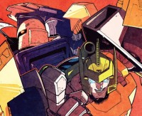 Transformers News: Auto Assembly 2011 Exclusive Nick Roche Print #2