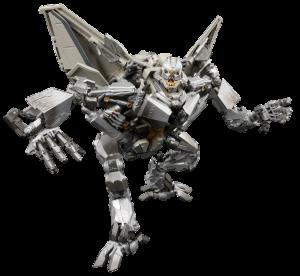Transformers Movie Masterpiece MPM-10 Starscream Video Review