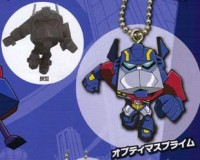 Transformers News: TF Animated Japan Super Deformed Keychains
