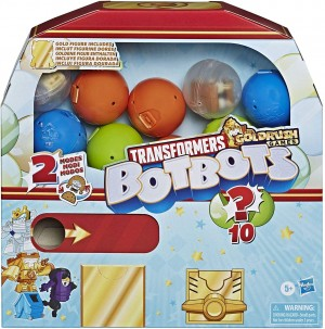 Transformers News: BotBots Series 4 Surprise Unboxing Sets In-Stock on Amazon.com Plus Breakdown of Contents