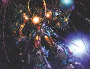 Transformers News: IDW Press Release - Transformers to Face Greatest Enemy Ever This Summer