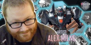 Transformers News: IDW Artist Alex Milne to Attend TFNation 2017
