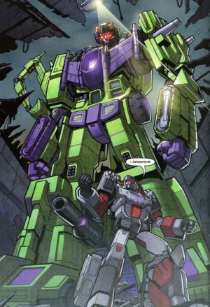 Transformers News: Transformers Generations Devastator Confirmed in TRU Canada System
