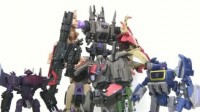 Transformers News: SDCC 2012 Exclusive Transformers: Fall of Cybertron Combaticons / Bruticus Video Review