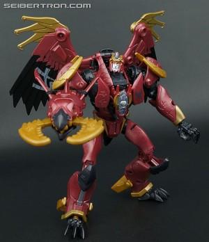 Takara Transformers Go! Budora Video Review