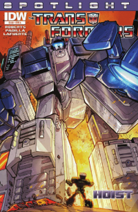 Transformers News: Transformers Spotlight: Hoist Preview