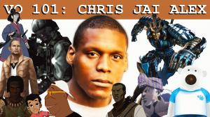 Transformers News: Voice Actor Chris Jai Alex Interview: Age of Extinction Drift
