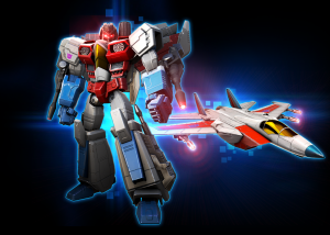 Transformers News: Transformers: Forged to Fight Starscream Bot Intel Report