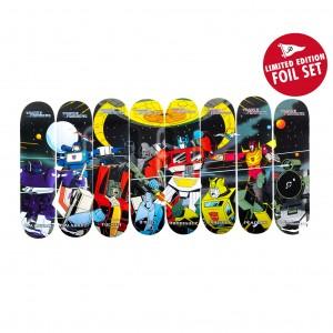 Transformers News: Primitive Skate Transformers G1 Skateboard Decks Now Online, New Images