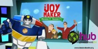 "Transformers News: Transformers: Rescue Bots ""Be a Joy Maker"" Generation On PSA"