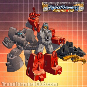 Transformers News: TFSS 2.0 Week of Full Revals: Three of the Figures Will Come With Microns!