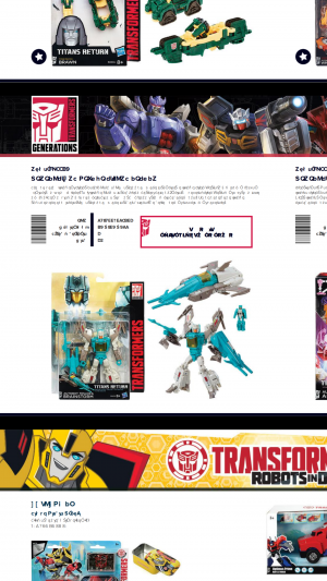 Transformers Titans Return Brainstorm To Potentially See European Release