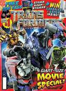 Transformers News: UK fans - your chance at comic stardom!