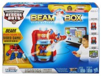 Transformers News: Transformers Rescue Bots Beam Box Video Game System: In-Package Images and Release Date