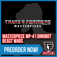 TFSource News! MP-41 Dinobot, Unrustables, TFC Red Knight, MMC, Ocular Max, Alien Attack & More!