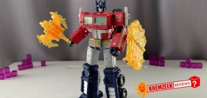 New Video Review of Netflix Transformers Earthrise Optimus Prime