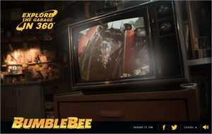 Transformers News: New Interactive Transformers Bumblebee Movie Website Launched #JoinTheBuzz