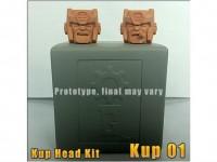 Transformers News: BBTS Posts Pre-Order for iGear's Kup Head Upgrade Set