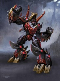 "Transformers: Fall of Cybertron ""Transformers: Resurrecting The Dinobots"""