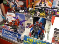 Transformers News: New Images of Upcoming Takara Tomy Transformers Prime Arms Micron Figures