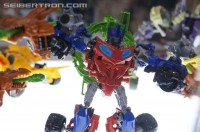 Transformers News: SDCC 2013 Coverage: Preview Night Transformers Construct-Bots Gallery