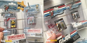 More Information on World's Smallest Edition Transformers, G.I. Joe, Power Rangers