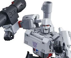 Transformation Video for Takara Tomy MP-36 Megatron