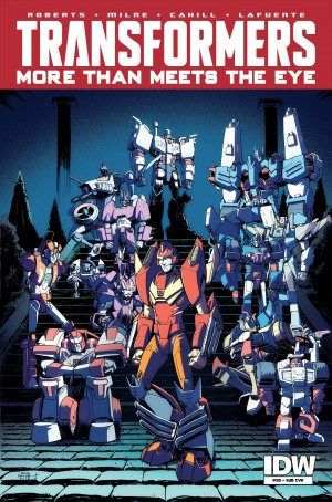 IDW Transformers: More Than Meets the Eye #50 Review