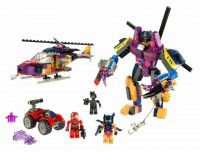 Transformers News: Official Images: KRE-O Transformers: Quest for Energon