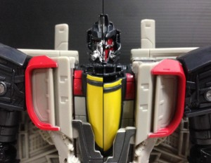 Transformers News: Bumblebee Movie Nitro Blitzwing does indeed have two heads