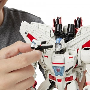 Transformers Generations Leader Class Jetfire - Promo Clip and Pre-Orders on Kmart.com