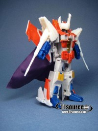 Transformers News: New Transformers Henkei/ Classics Starscream Coronation Upgrade Kit