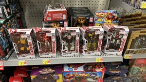 Netflix Transformers Wave 2 Deluxe Toys Found in US