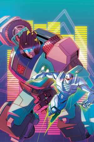 IDW Transformers: Optimus Prime #22 Cover B Shared by Sara Pitre-Durocher