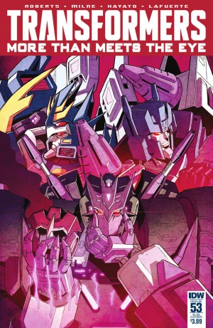 Transformers News: IDW Transformers: More Than Meets the Eye #53 Full Preview