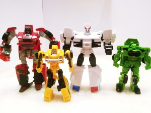 Pictorial Review for Cyberverse Spark Armor Battle Class Prowl