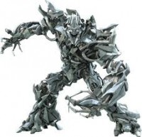 Transformers: DOTM Voyager Megatron Video Review