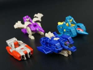New Galleries: Titans Return Titan Masters Crashbash, Loudmouth, Nightbeat, and Terri-Bull