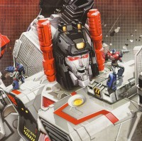 Transformers News: Generations Metroplex sticker error ... two stickers misnumbered in instructions