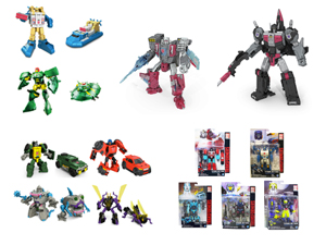 Transformers News: Ages Three and Up Product Updates - Feb 27, 2017