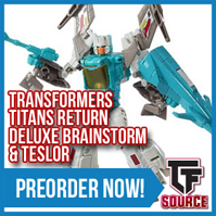 TFsource News! TR Brainstorm, Wingspan / Cloudraker, Susanoo, LG-EX Black Convoy, FH Flypro & MP-10B!
