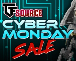 Cyber Monday at TFSource! Save up to 60% off on 70+ Items!